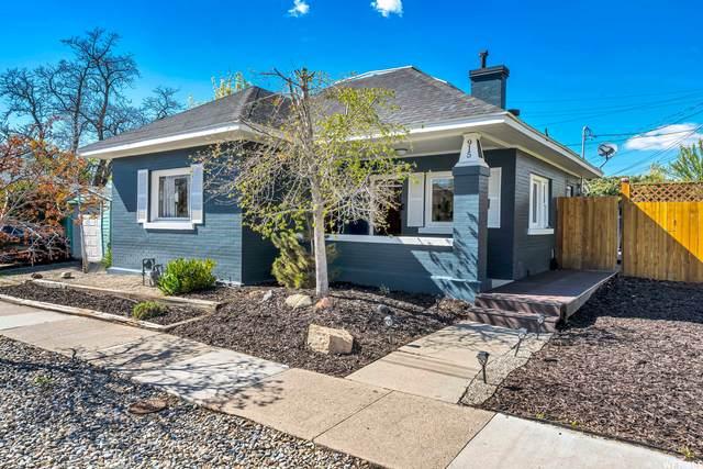 915 E Bryan Ave, Salt Lake City, UT 84105 (MLS #1738667) :: Summit Sotheby's International Realty
