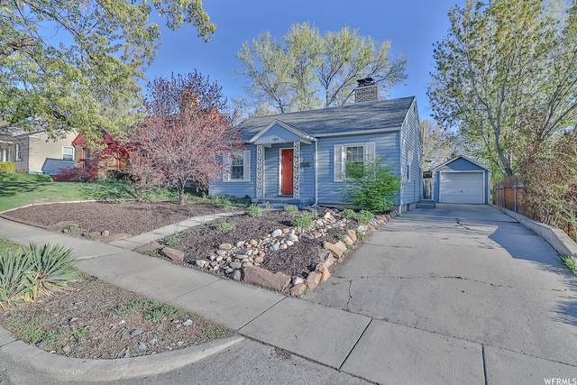 1216 E Harrison Ave S, Salt Lake City, UT 84105 (#1738674) :: goBE Realty