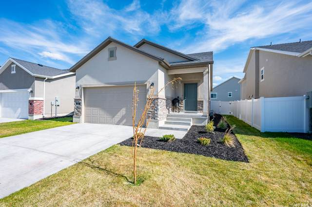 1007 W Osprey Dr N, Stansbury Park, UT 84074 (#1738690) :: Pearson & Associates Real Estate