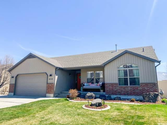 624 N 800 E, Wellsville, UT 84339 (#1738716) :: Big Key Real Estate