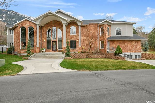 35 E Lone Hollow Dr, Sandy, UT 84092 (#1738719) :: Exit Realty Success
