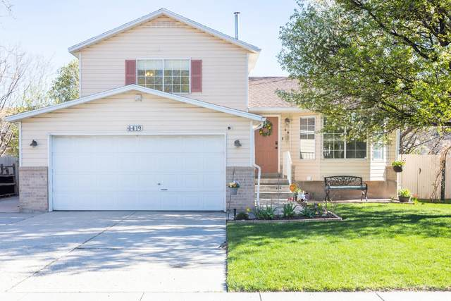 4419 W 6095 S, Salt Lake City, UT 84118 (#1738726) :: goBE Realty