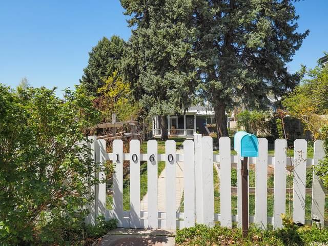 1060 S 1000 E, Salt Lake City, UT 84105 (MLS #1738746) :: Summit Sotheby's International Realty