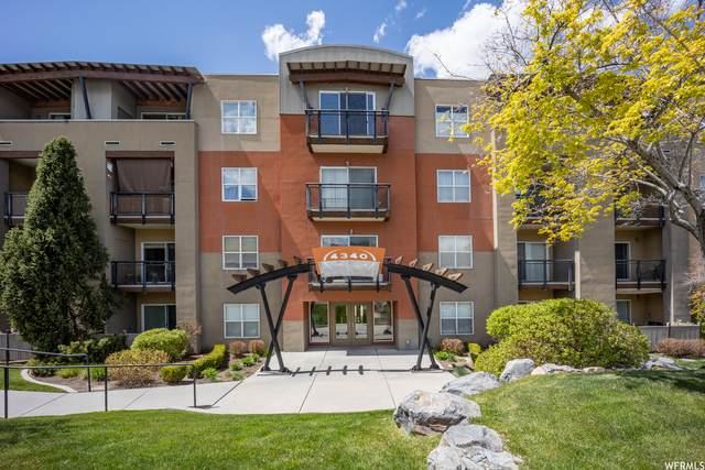 4340 S Highland Dr E #312, Salt Lake City, UT 84124 (#1738754) :: Utah Dream Properties