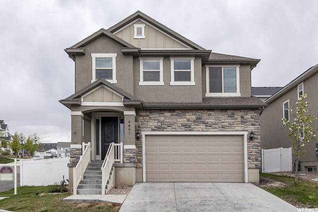 4891 W Red Ruby Ln, Herriman, UT 84096 (#1738774) :: The Perry Group