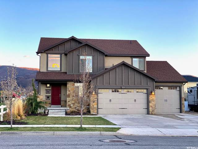 360 E 2110 S, Heber City, UT 84032 (#1738777) :: Bustos Real Estate | Keller Williams Utah Realtors