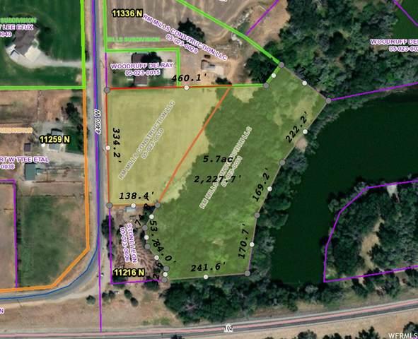 11300 N 4400 W, Tremonton, UT 84337 (#1738789) :: Utah Dream Properties