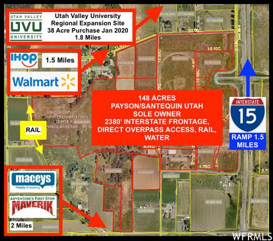 4728 W 12240 S, Payson, UT 84651 (#1738790) :: Red Sign Team