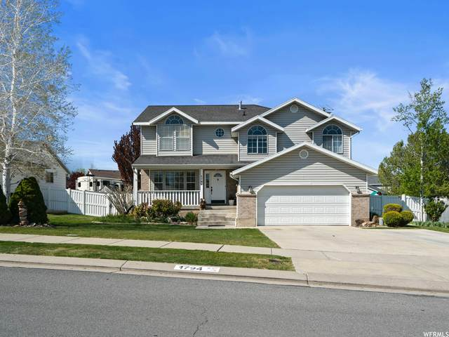 1794 W 8340 S, West Jordan, UT 84088 (MLS #1738817) :: Summit Sotheby's International Realty