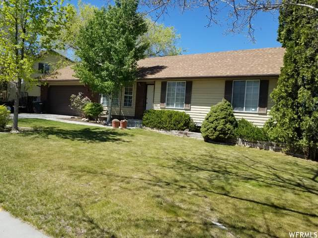 6332 W 4180 S, West Valley City, UT 84128 (#1738823) :: Villamentor