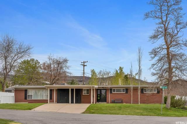 224 E 1900 S, Bountiful, UT 84010 (#1738835) :: Utah Dream Properties