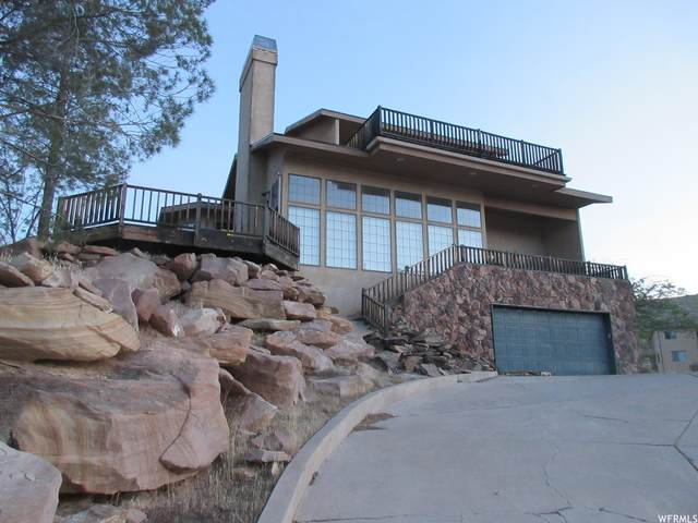 926 E Summit Ridge Dr, St. George, UT 84790 (#1738837) :: McKay Realty