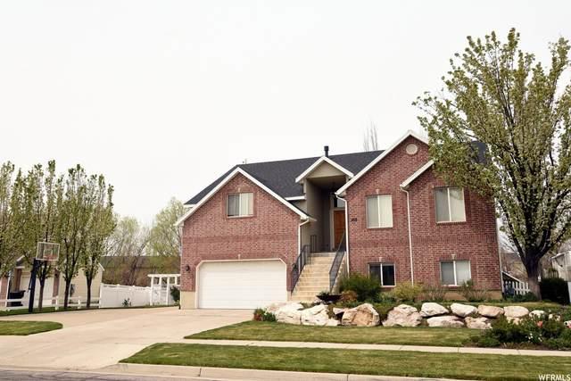 1818 Country Bend Cir, Farmington, UT 84025 (#1738841) :: Utah Dream Properties