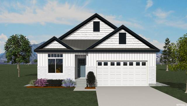 1752 S Buckley Lane, Provo, UT 84606 (#1738849) :: Big Key Real Estate