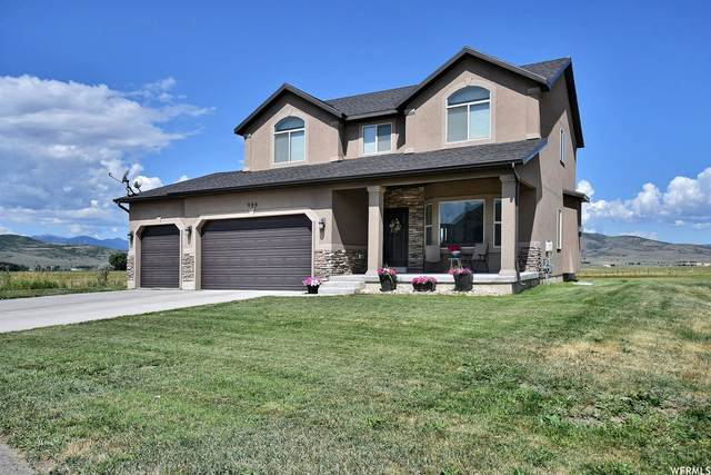 998 Village Dr, Francis, UT 84036 (#1738879) :: Black Diamond Realty