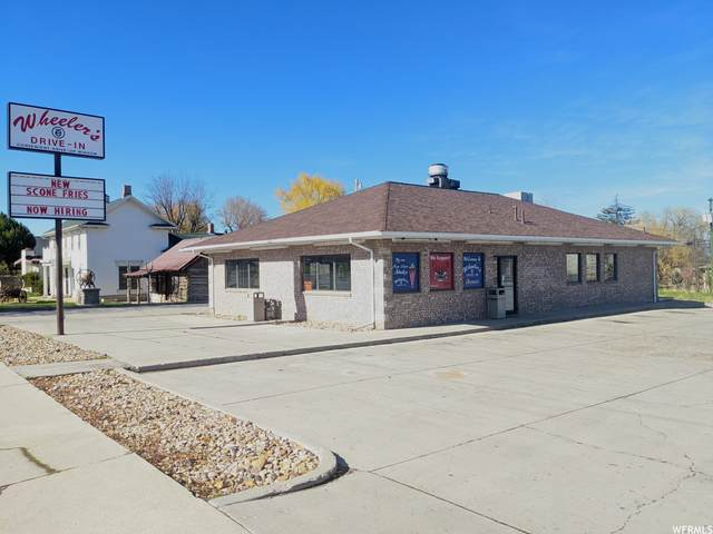 124 S South State St S, Mount Pleasant, UT 84647 (#1738883) :: Red Sign Team