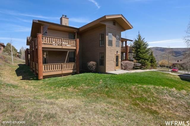 8251 Meadowview Ct J11, Park City, UT 84098 (#1738891) :: Red Sign Team