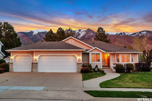 1286 N 2550 E, Layton, UT 84040 (#1738894) :: The Perry Group