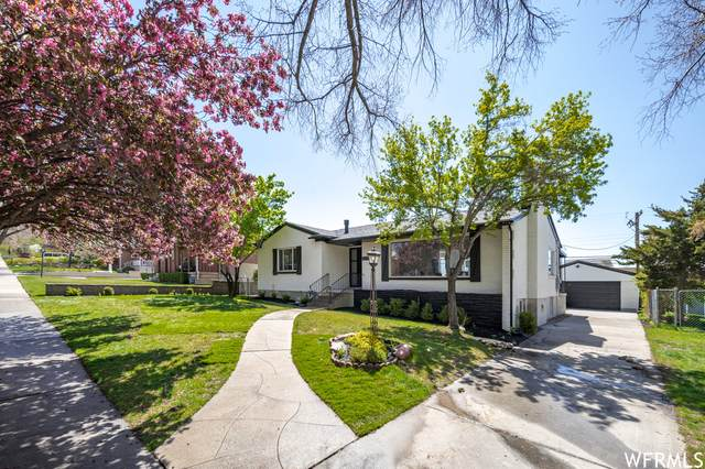 2354 E Blaine Ave, Salt Lake City, UT 84108 (#1738898) :: Villamentor