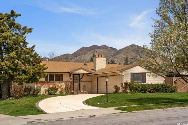 2839 E Loran Heights Dr, Salt Lake City, UT 84109 (#1738909) :: goBE Realty