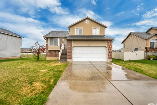 4363 S 3450 W, West Haven, UT 84401 (#1738913) :: Villamentor