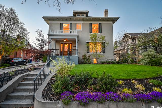 521 E 3RD Ave, Salt Lake City, UT 84103 (#1738921) :: Colemere Realty Associates
