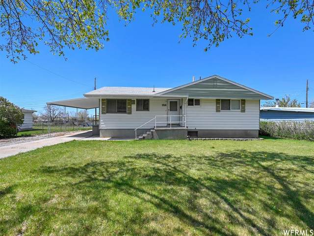 131 N Quincy Ave, Ogden, UT 84404 (#1738926) :: Bustos Real Estate | Keller Williams Utah Realtors