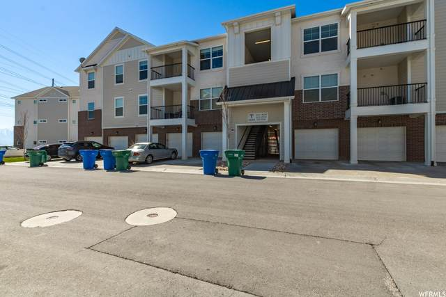 3695 W 1850 N #303, Lehi, UT 84043 (#1738944) :: REALTY ONE GROUP ARETE