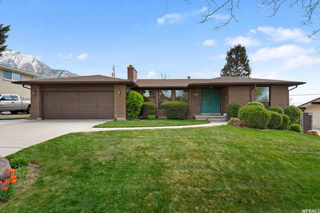 2736 E Nora Dr, Holladay, UT 84124 (#1738948) :: REALTY ONE GROUP ARETE