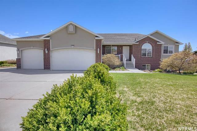 1351 W 1100 N, Farr West, UT 84404 (#1738952) :: goBE Realty