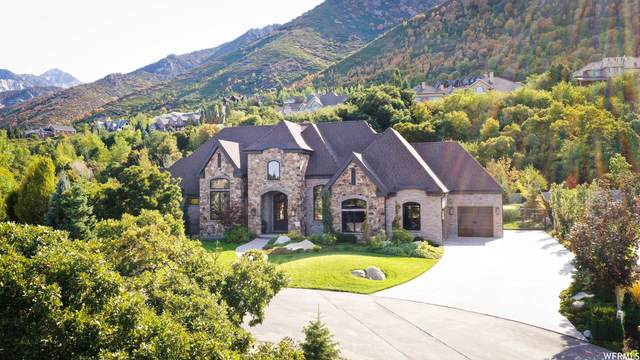10 Cobblewood Cv, Sandy, UT 84092 (#1738980) :: Exit Realty Success