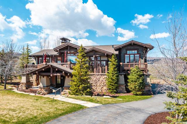 7994 Glenwild Dr #188, Park City, UT 84098 (MLS #1738981) :: High Country Properties