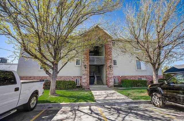 74 N Garden Park Dr #22, Orem, UT 84057 (#1738986) :: Red Sign Team