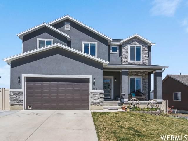 525 Firestone Dr, Santaquin, UT 84655 (#1739032) :: Utah Best Real Estate Team | Century 21 Everest