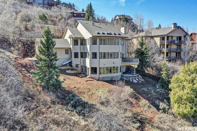 7404 Stagecoach Dr W, Park City, UT 84098 (MLS #1739035) :: Summit Sotheby's International Realty