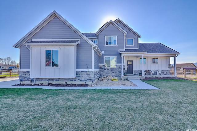 876 S Spruce Way W, Kamas, UT 84036 (MLS #1739036) :: Summit Sotheby's International Realty