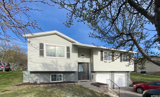 270 N 600 E, Hyrum, UT 84319 (#1739041) :: The Perry Group