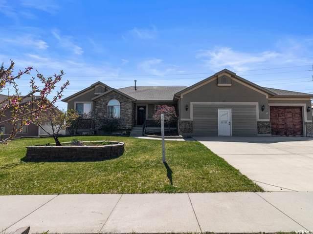4643 W Moose Horn Ct S, West Jordan, UT 84088 (#1739052) :: Pearson & Associates Real Estate