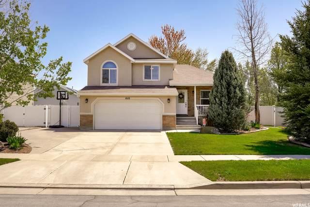1010 N 3575 W, Layton, UT 84041 (#1739055) :: Utah Dream Properties