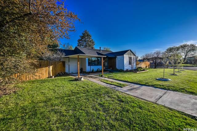 430 E 1864 S, Orem, UT 84058 (#1739065) :: Utah Dream Properties