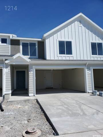 3976 W Cool Spring Ave #1214, Lehi, UT 84043 (#1739084) :: Red Sign Team