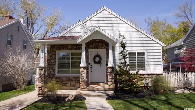 1364 E 2800 St S, Ogden, UT 84403 (#1739088) :: Utah Dream Properties