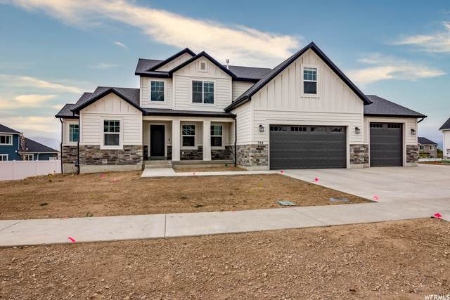 354 W Deer Trl, Salem, UT 84653 (#1739092) :: The Lance Group