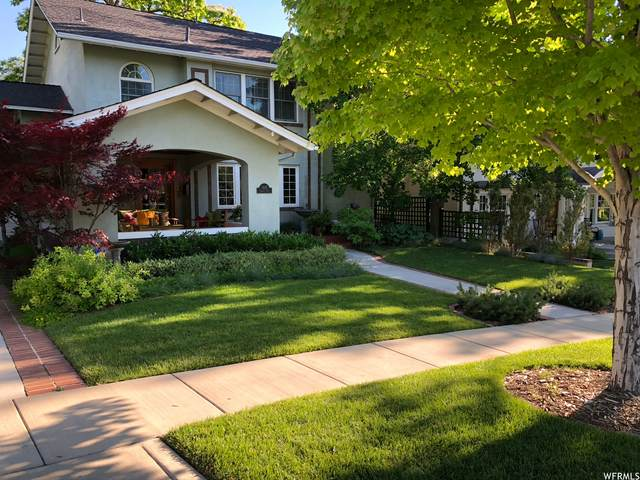1442 E Federal Way, Salt Lake City, UT 84102 (#1739094) :: Black Diamond Realty