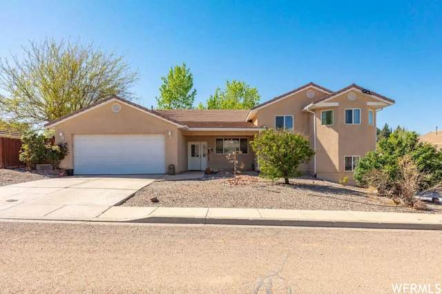 395 W 400 N, La Verkin, UT 84745 (MLS #1739099) :: Summit Sotheby's International Realty