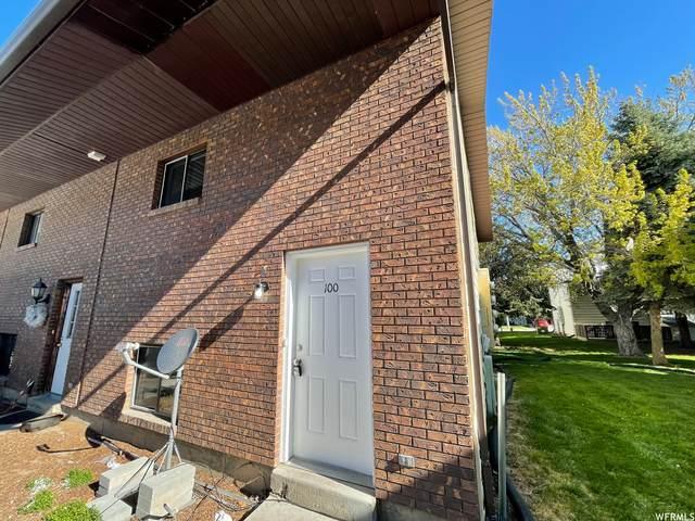 1325 S Lincoln Ave W #100, Ogden, UT 84404 (#1739118) :: Utah Dream Properties
