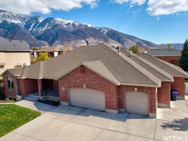 1986 Aspen View Ct, Sandy, UT 84092 (#1739121) :: Exit Realty Success