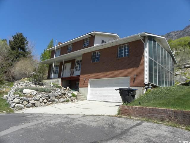 998 N Oakmont E, Provo, UT 84601 (MLS #1739123) :: Summit Sotheby's International Realty