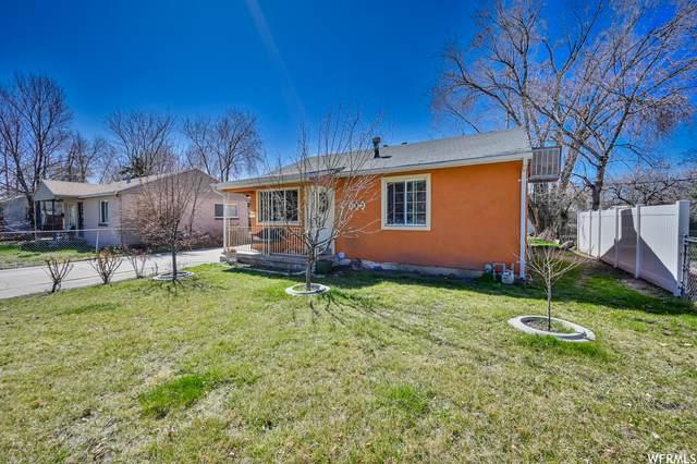 883 N Colorado St, Salt Lake City, UT 84116 (#1739136) :: Villamentor