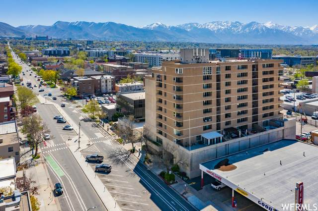 230 E Broadway #401, Salt Lake City, UT 84111 (#1739139) :: Villamentor